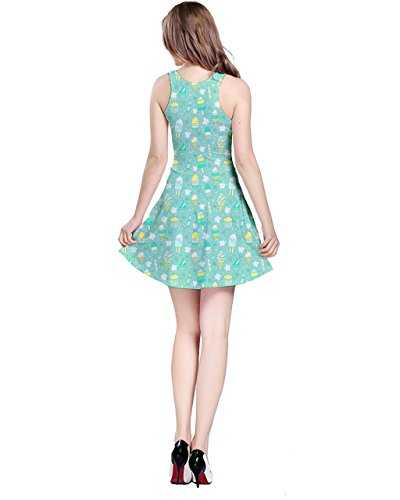 CowCow - Robe - Femme Turquoise turquoise Vert