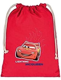 Preisvergleich für Disney´s Cars Sportbeutel Schuhbeutel rot 2104-609