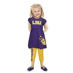 NCAA Lsu Tigers Toddler Play Set, 5 Tall, Purple