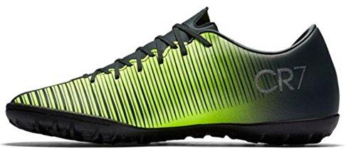 Nike 852534-376, Chaussures de Football Homme Vert