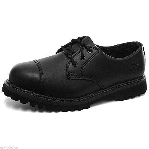 grinders-regent-shoes-black-leather-safety-steel-cap-3-eyelet-boots-mens-uk-7-eu-41