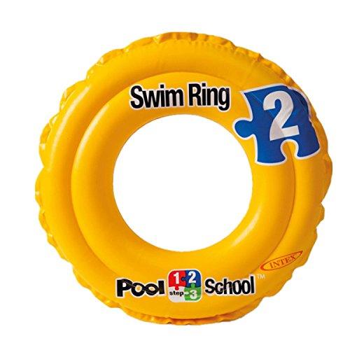 YJHAYY Aufblasbares Wasser Kinder Schwimmring Rafting Surfen Strand Reittiere Kinder Liegesessel...