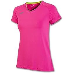 Joma Free 900222 - Camiseta para mujer, color rosa (35), talla M
