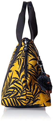 Kipling - Art S, Borse a mano Donna Multicolore (Corn Bloom Bl)