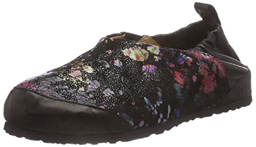 THINK! Dufde Slipper, Damen Slipper, Schwarz (SZ/KOMBI 09), 40 EU