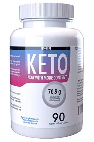 KETO Plus [Original] Grand Flacon de 90 gélules