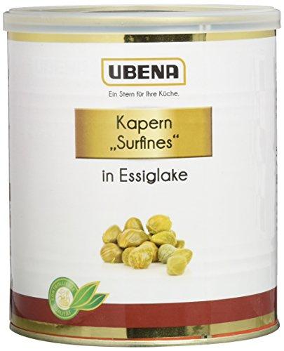 UBENA Kapern eingelegt surfines, 2er Pack (2 x 850 g)