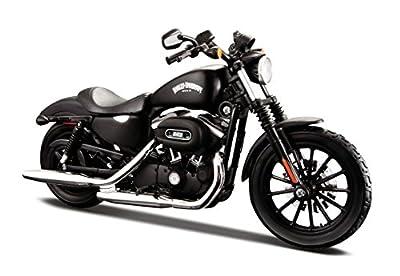 Maisto 532326 - 1:12 Harley-Davidson Sportster Iron 883 1913, Miniaturmodelle von Maisto