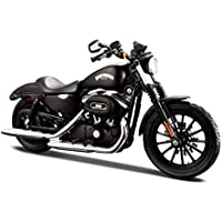 Maisto 532326 - Modellino Harley-Davidson Sportster Iron 883 1913, scala: 1:12