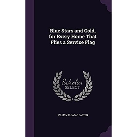 Blue Stars and Gold, for Every Home That Flies a Service Flag