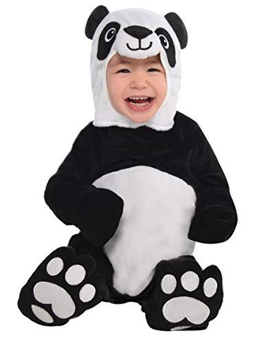 Precious Panda Costume Age 12- 24 Months