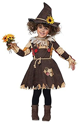 Costumes Pumpkin Scarecrow - Pumpkin Patch Scarecrow Child Costume: