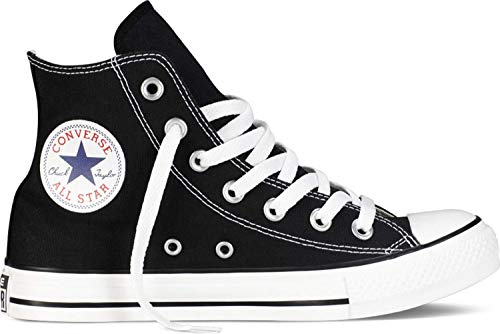 Converse 557953C ,CHUCK TAYLOR ALL STAR , Damen  Hohe Sneaker, Schwarz (M9160 Schwarz), 40 (7 UK) - Converse Schwarz High-top