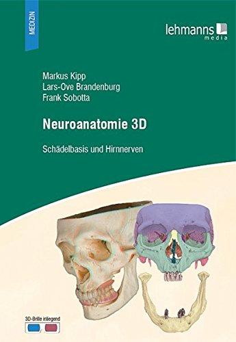 Neuroanatomie 3D: Schädelbasis und Hirnnerven (mit 3D-Brille)