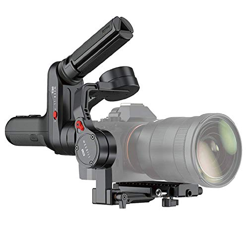 ZHIYUN Weebill Lab 3-Achsen-Handheld Gimbal-Stabilisator für spiegellose Kameras und Sony A7S A7M3 A7R3 A7R2 A7S2 A6500 A6300 A6000 Panasonic GH5 GH5s