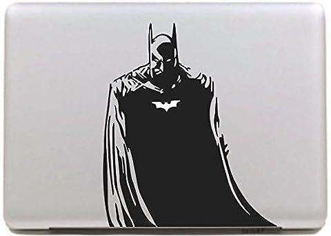 Vati Feuilles Art amovible cool Creative Batman Decal Sticker Peau