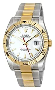 Rolex Watches - Datejust 36mm - Steel and Gold Yellow Gold - Turn-O-Graph - Oyster
