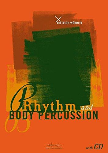 Rhythm & Body Percussion (Book & CD)
