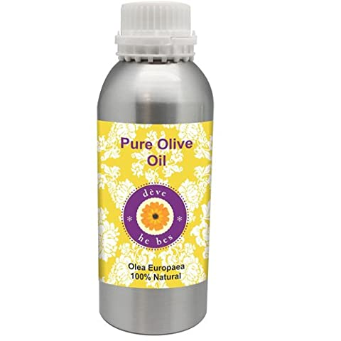 Pure Olive Oil 300ml (Olea europaea) 100% Natural Cold pressed & Therapeutic Grade