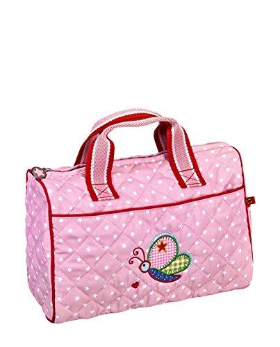 Kulturtasche - Babys erste Reise rosa BabyGlück