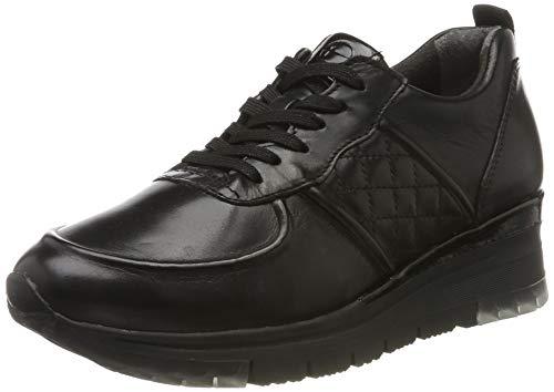 Tamaris Damen 1-1-23719-33 Sneaker, Schwarz (Black 1), 38 EU