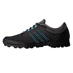 adidas Womens W Adipure Sport Dgreyh/EN Golf Shoe, Grey, 5 M US