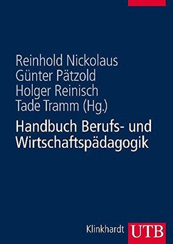 Handbuch Berufs- und Wirtschaftspädagogik