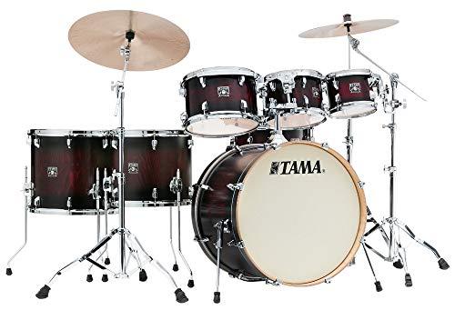 Tama Superstar Classic Drum Set - Garnet Burst Lacebark Pine