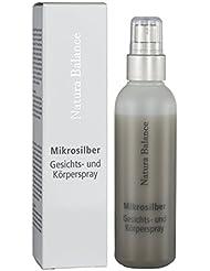 Microsilber Gesichts- und Körperspray 100 ml Spray Microsilver Mikrosilber Silberspray