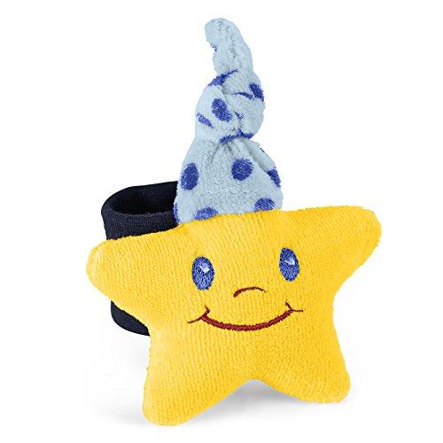Sterntaler Armrassel Stern, Alter: 0-36 Monate, Größe: 9 cm, Farbe: Gelb