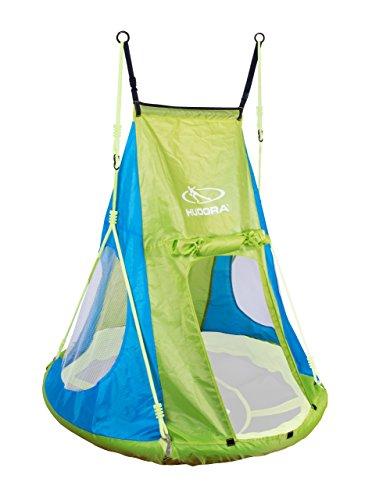 Hudora Zelt für Nestschaukeln mit 90 cm Durchmesser