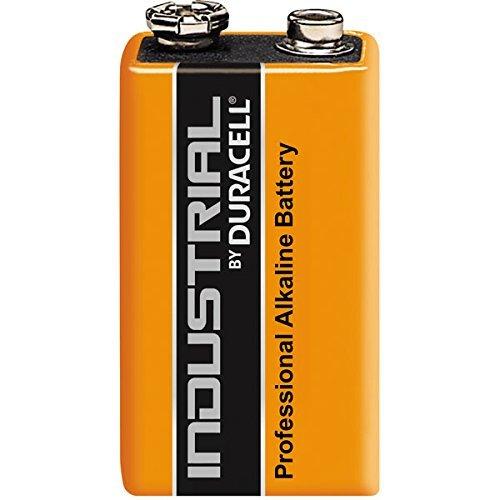 Duracell MN1604 OEM (9V, E-Block, 10er-Pack) 9v Volt Duracell Batterien