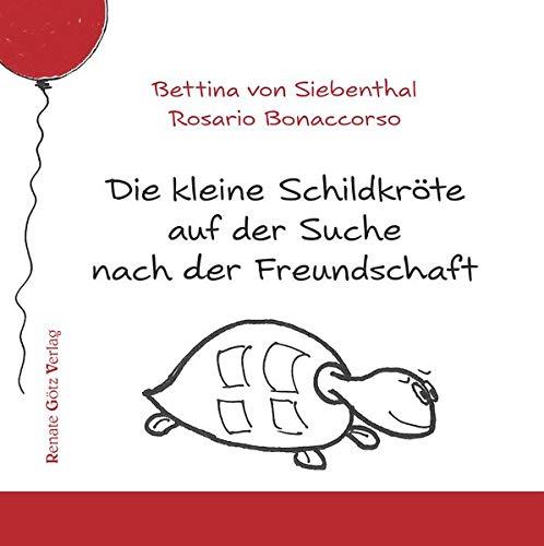 Die kleine Schildkröte auf der Suche nach der Freundschaft -
