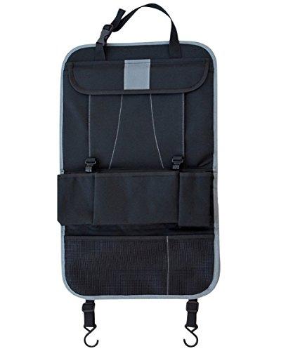 Auto-Rücksitz Organizer iPad-Halter-Beutel Hängen, EarthSafe Muss Reisen Straßen Haben Reise-Zubehör und Kinder Spielzeug-Speicher (Art-2)