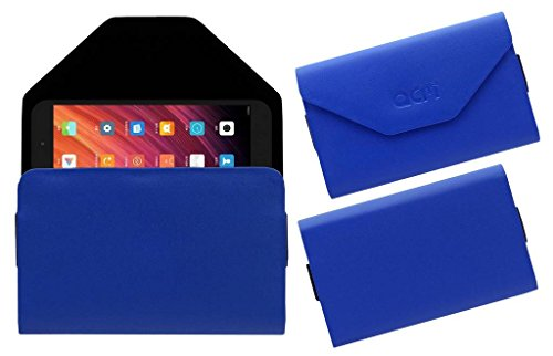 Acm Premium Pouch Case for Xiaomi mi-pad 3 Tablet Flip Flap Cover Blue  available at amazon for Rs.219