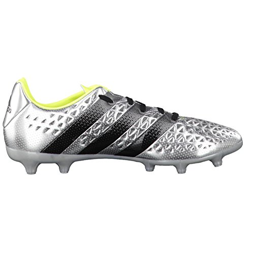 adidas Men s Ace 16 3 FG Football Boots  Grigio  Plata  Plamet Negbas   Amasol   10 5 UK