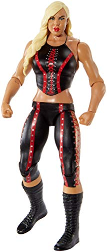 Mattel FMD59 WWE Dana Brooke 15 cm Basis Figur, Spielzeug Actionfiguren ab 6 Jahren