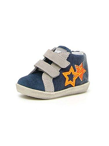 Naturino , {Chaussures premiers pas pour bébé (garçon) * Bleu jeans