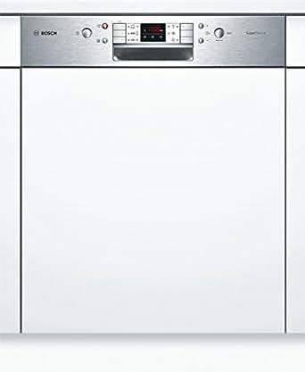bosch smi68n25eu serie 6 geschirrsp ler teilintegriert a 266 kwh 14 mgd activewater. Black Bedroom Furniture Sets. Home Design Ideas