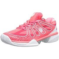 K-Swiss Performance KS TFW Ultra-Express-Neon Red/White - Zapatillas de Tenis Mujer