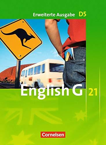 English G 21 - Erweiterte Ausgabe D: Band 5: 9. Schuljahr - Schülerbuch: Kartoniert