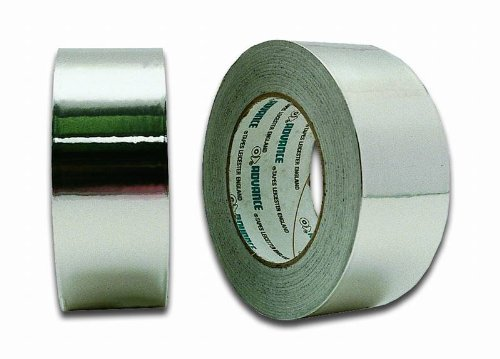 Aluminium-Klebeband 50mmx50m silber AT500 * 40 Micron