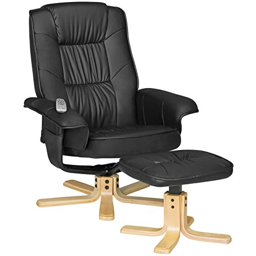 Sessel modern leder schwarz  ᐅᐅ】 Im Wellness Sessel relaxend Kunst geniessen ✓ Entspannter ...