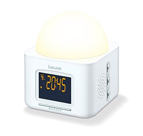 beurer-wl-30-reloj-despertador-con-luz-efecto-amanecer-intensidad-luminosa-progresiva
