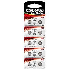 Lot de 10 piles Camelion LR926