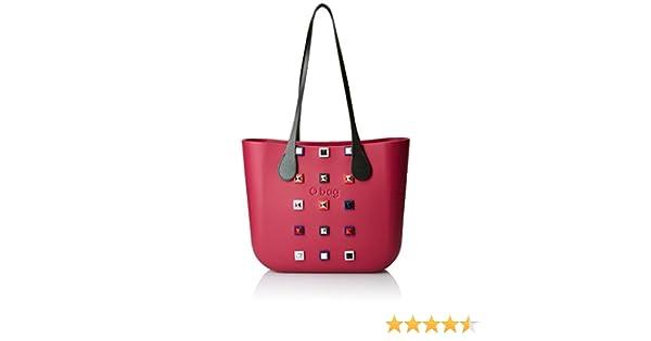 Borsa a mano Donna Sangria Multicolore W x H x L 14x31x39 cm O bag B001/_422