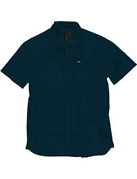 Greystone - Camisa casual - Manga corta - para hombre