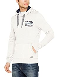 TOM TAILOR Herren Sweatshirt with Pockets