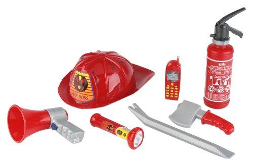 Theo Klein 8967 - Feuerwehr-Set (Kinder Für Feuerwehr-maske)