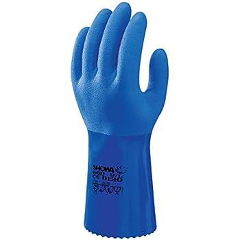 Arbeitskleidung & -schutz 9 Paar Uvex Profastrong Nf 33 Chemikalienschutzhandschuhe
